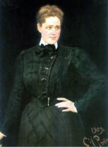 графиня С.В Панина