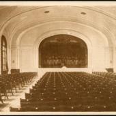 большой театральный зал 1903