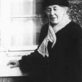 графиня С.В.Панина 1956 г.