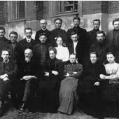 графиня С.В.Панина и её сподвижники