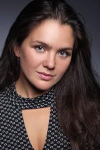 актриса Евгения Любимова