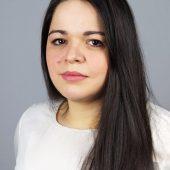 актриса Алина Гасинова